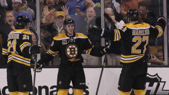 Bruins Push Canadiens To Brink