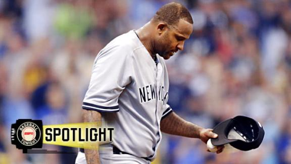 Sabathia Falls In Return To Milwaukee