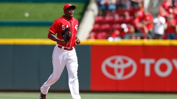 Chapman Dazzles In Return