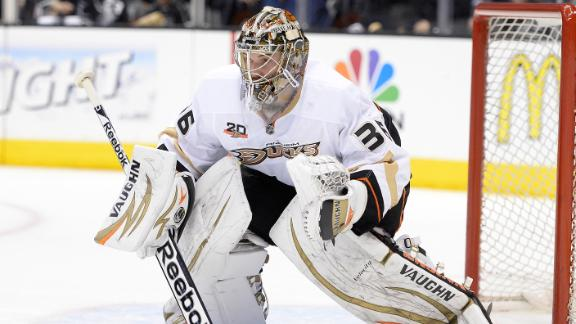 Ducks Blank Kings To Even Series