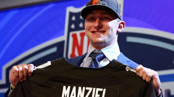 Manziel Jerseys Are NFL's Most Popular