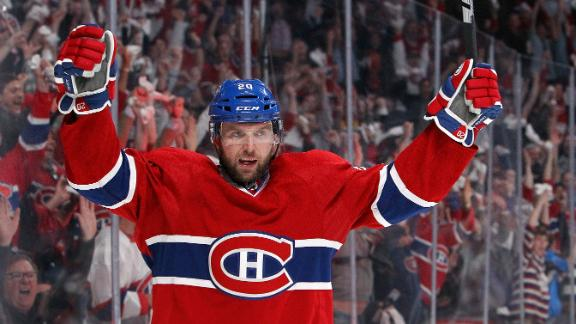 Canadiens Blank Bruins
