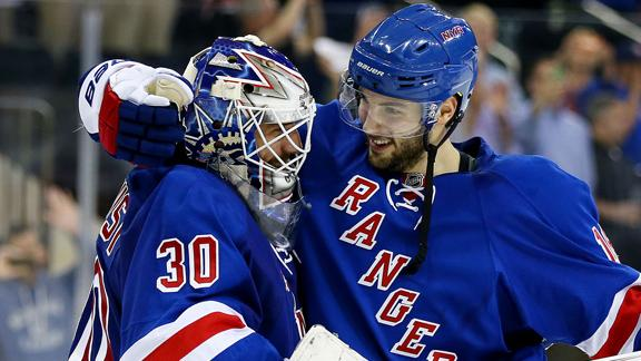 Rangers Force Game 7 Versus Penguins