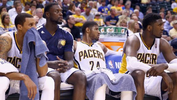 Pacers Too Inconsistent