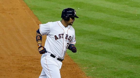 Video - Astros Blank Rangers