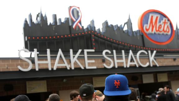 Citi Field Shake Shack Blamed For Illness