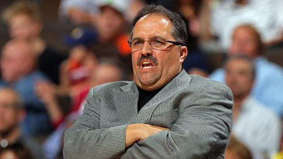Stan Van Gundy Mulling Pistons' Offer