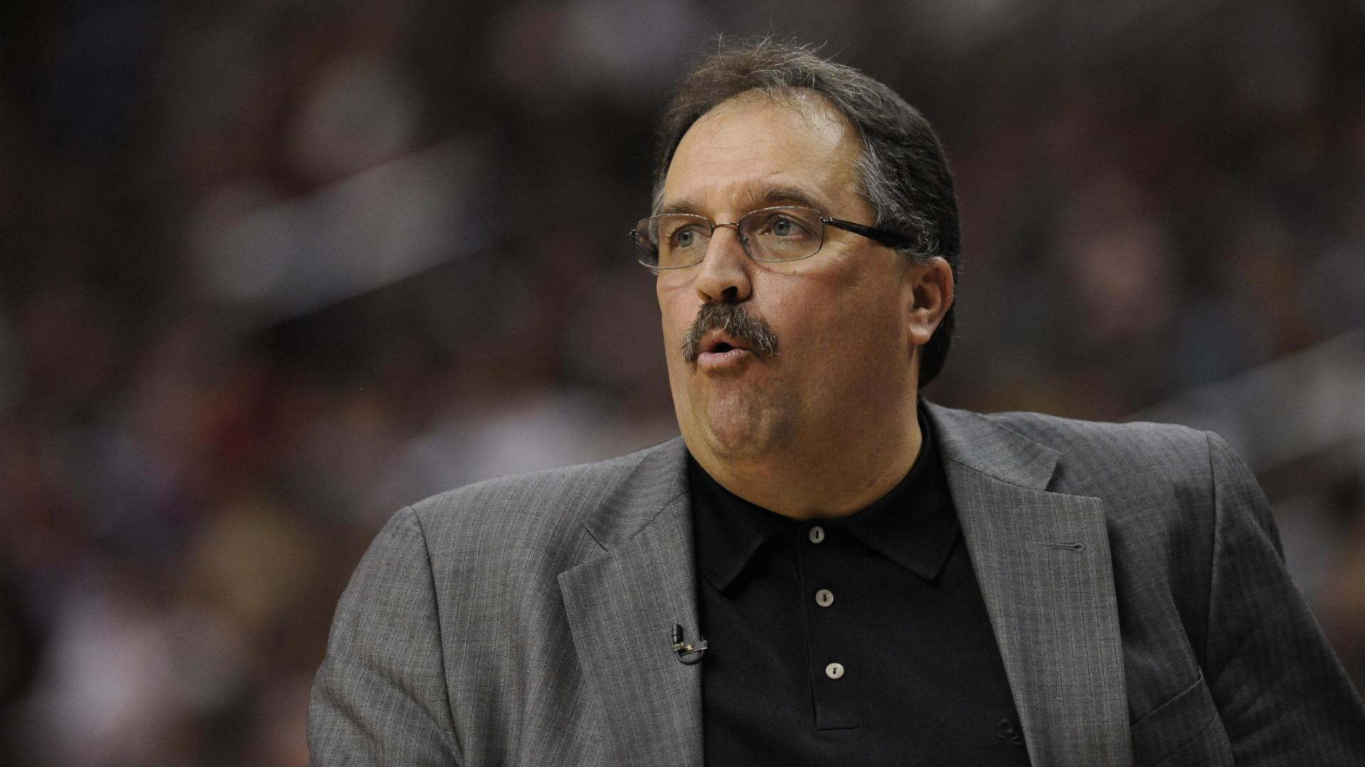 Pistons Interested In Van Gundy