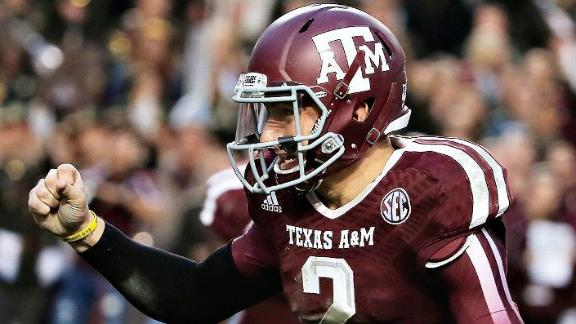 Renovated Stadium Could Honor Manziel