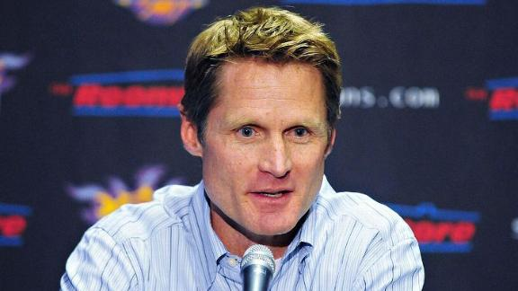 Shock As Kerr Chooses Warriors