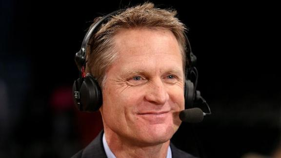 Warriors Land Steve Kerr