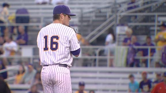 Five LSU Pitchers Combine For No-Hitter