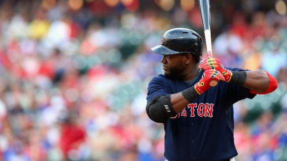 Ortiz Retroactively Awarded Hit In Near No-No