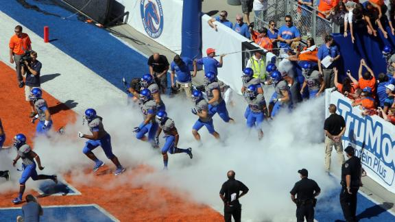 NCAA Allows Boise State To Help Homeless Recruit