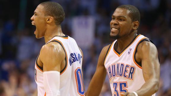 Westbrook: 'We Had Faith'