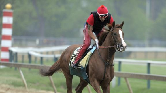 California Chrome Heavily Favored For Preakness