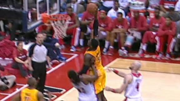 Pacers finish off Wizards, will face Heat next