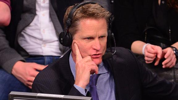 How Could Steve Kerr Turn Down Phil Jackson?