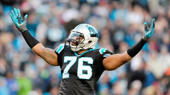 Panthers DE Hardy's Domestic Violence Incident