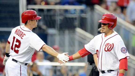 Video - Nats Win 9th Straight Over Mets
