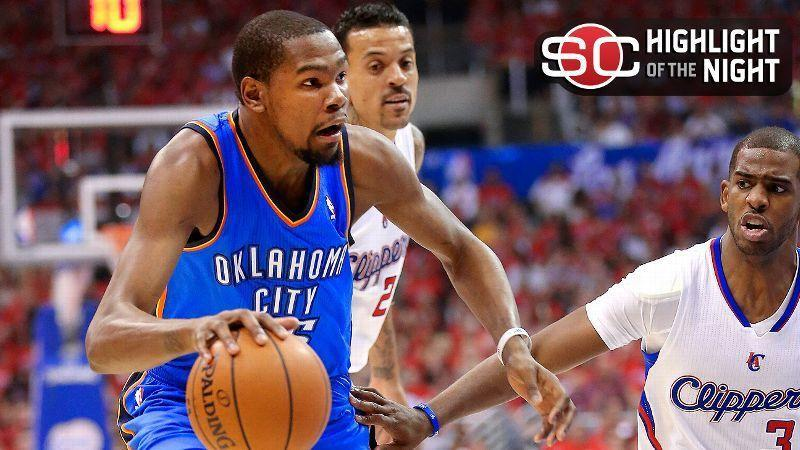 Thunder Eliminate Clippers