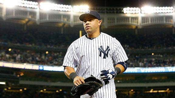 Video - Injury Report: Carlos Beltran