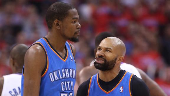 Durant: 'We Weathered The Storm'