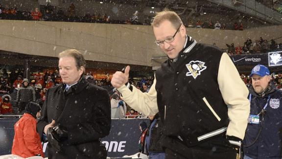 Report: Penguins to fire Bylsma, GM Shero