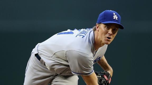 Video - Greinke Dealing Friday