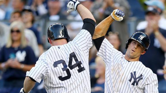 Video - Yankees Pound Pirates