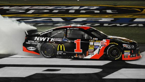 McMurray Wins All-Star Race