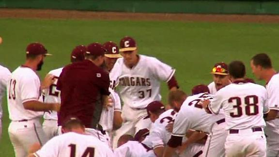 College Of Charleston Wins In 23 Innings