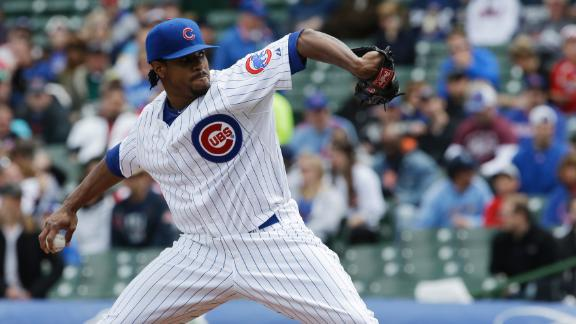 Video - Cubs Blank Brewers