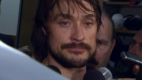 Selanne Thankful For Career