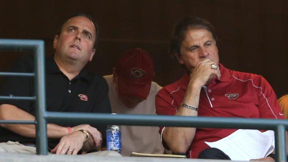 Video - La Russa Hired By Diamondbacks