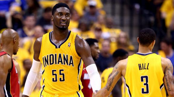 Pacers Stay True To Identity In Win