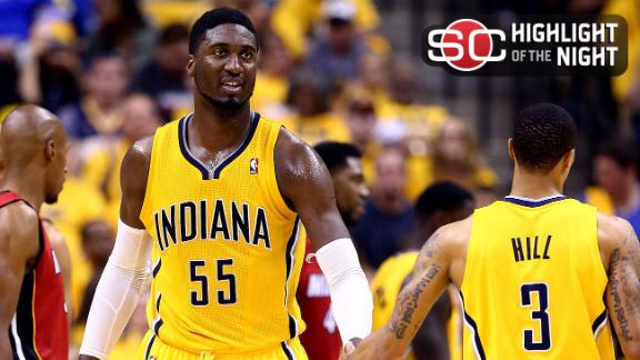Pacers Top Heat In Game 1
