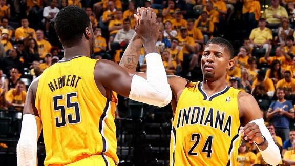 Pacers Expecting Great Fight In Game 2