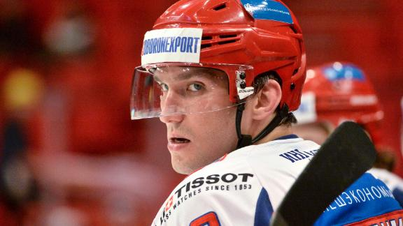 Ovechkin Injured At World Championships