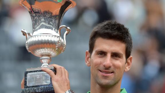 Center Court: Djokovic Tops Nadal For Italian Open Title