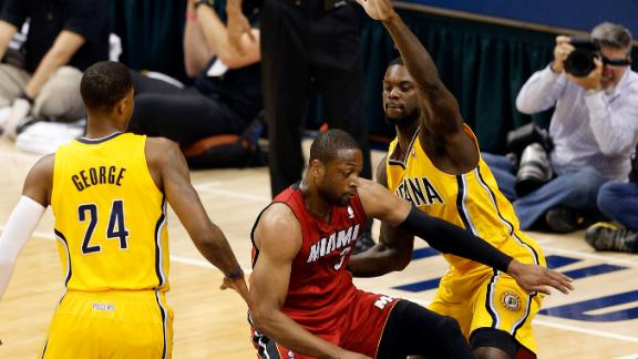 Wade: 'No Regrets' About No. 1 Seed