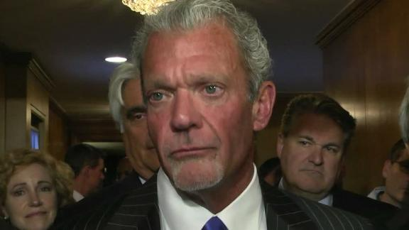 Video - Jim Irsay Speaks