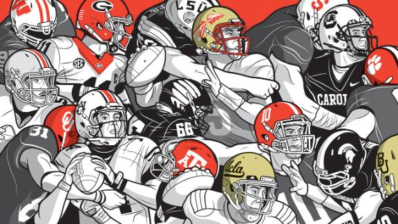 oldest college football coach espn college football playoff