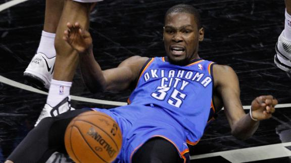 Young: Ibaka's absence shows in rout