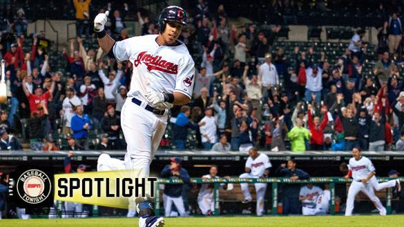 Indians Walk Off Against Tigers