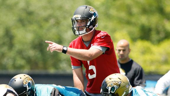 Video - Will Bortles Start For The Jaguars?