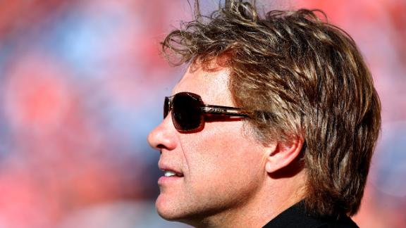 Jones: Bon Jovi Would Give Ownership A Good Name