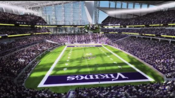 Minneapolis Awarded Super Bowl In 2018
