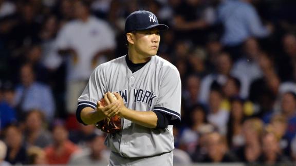 Tanaka's Unbeaten Streak Comes To An End