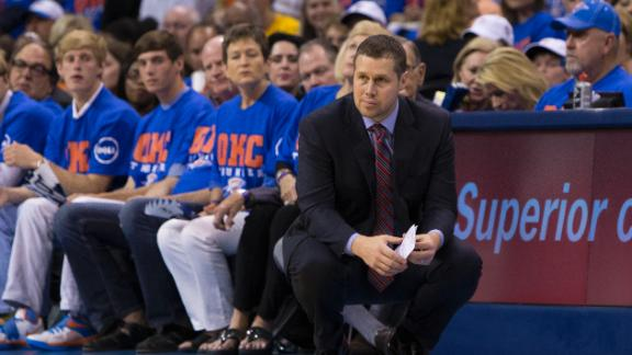 Timberwolves Targeting Dave Joerger